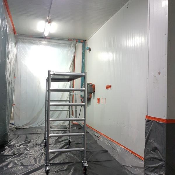 Malowanie dachów 40