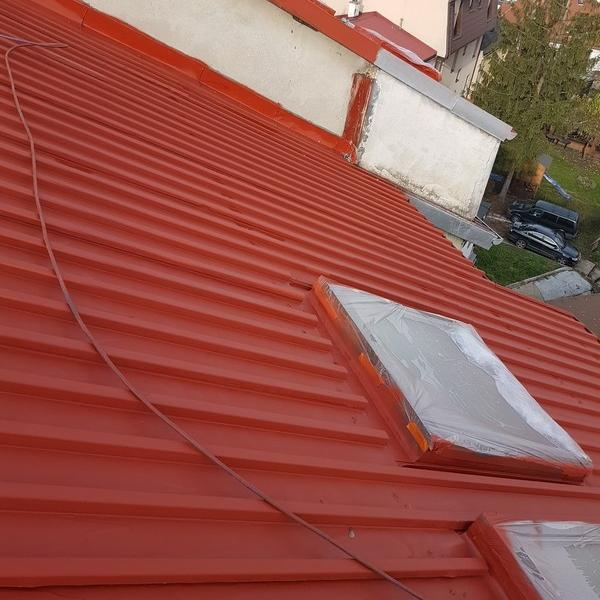 Malowanie dachów 55