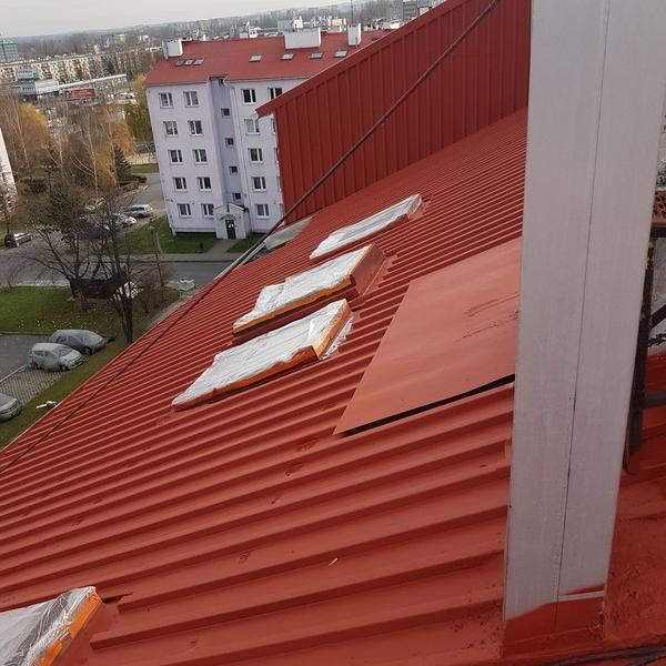 Malowanie dachów 56