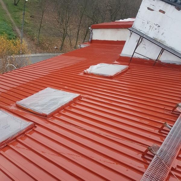 Malowanie dachów 57
