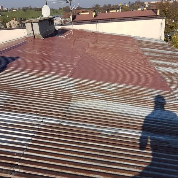 Malowanie dachów 58