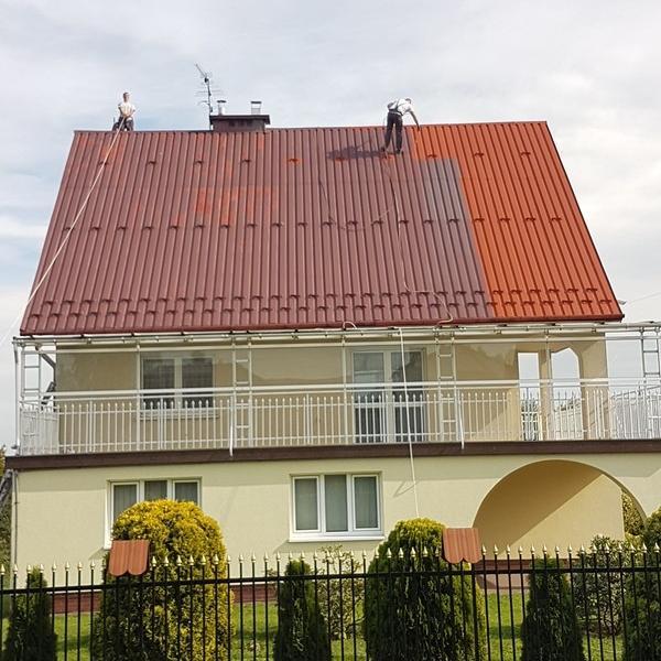 Malowanie dachów 62