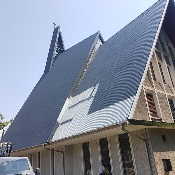 Malowanie dachów 74