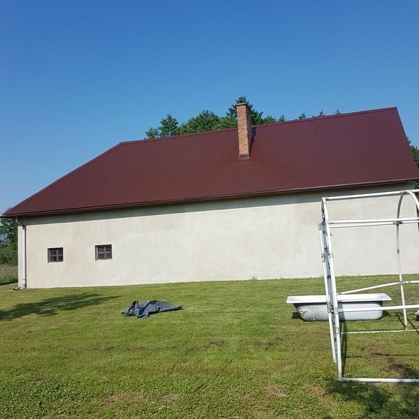 Malowanie dachów 78