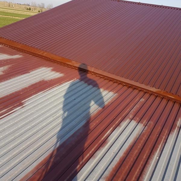 Malowanie dachów 88